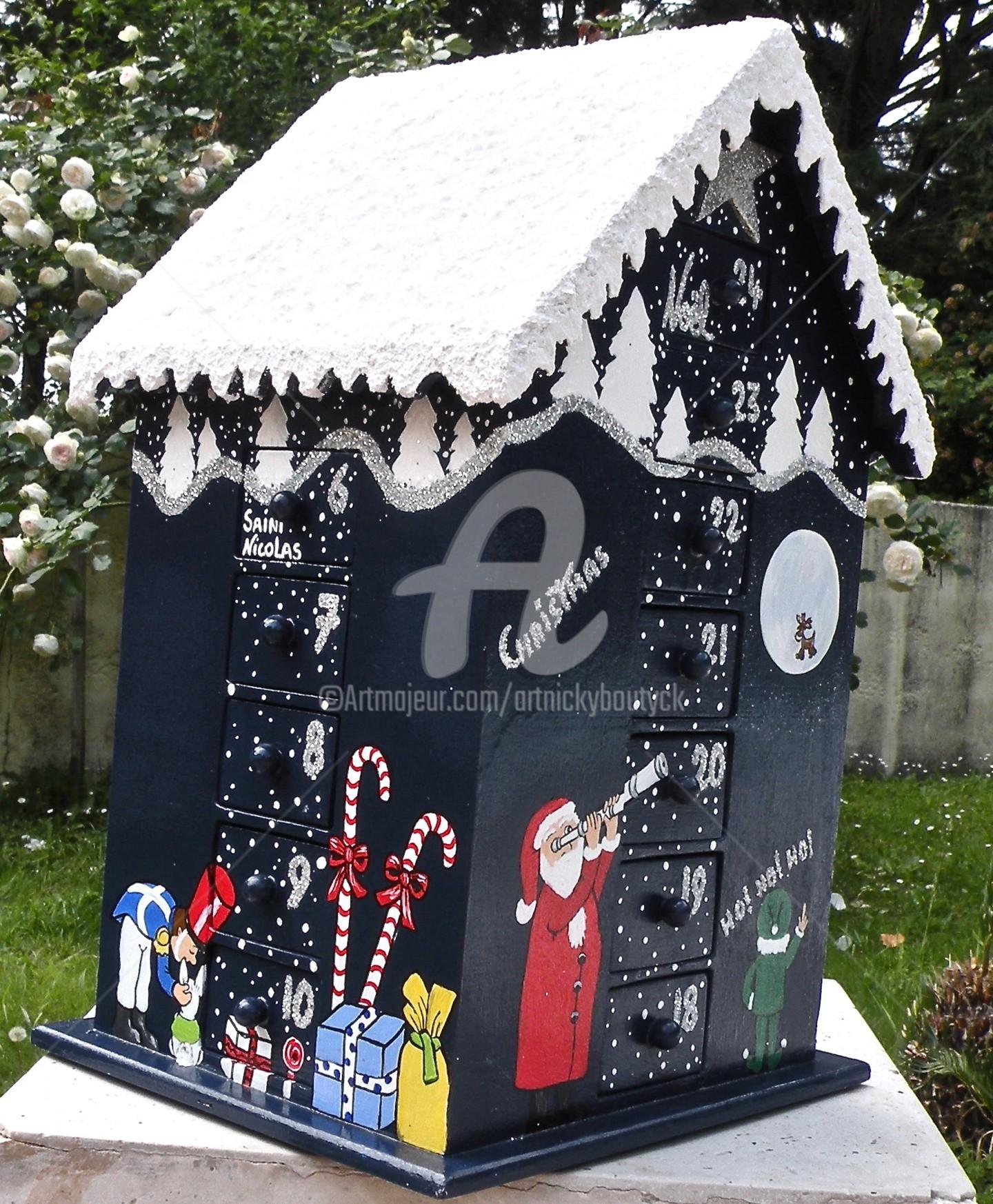 Art-Nicky - Christmas Calendrier de l'Avent 2018 -(110)