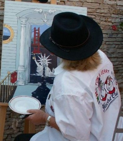 Galeries: Art-surréalisme-Nicky-Chauvet .com /Tableaux Surréaliste/Coffres à Jouets/Calendrier de l'Avent