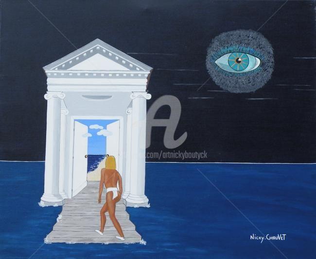 Antinéa Déesse de la mer Réf/ 21