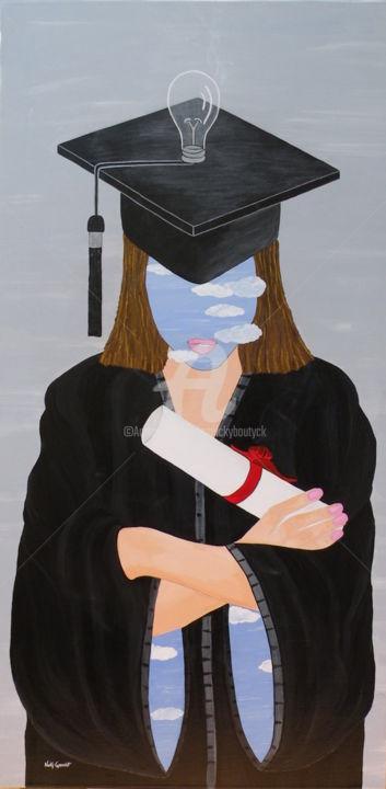 La diplômée  Réf/ 22