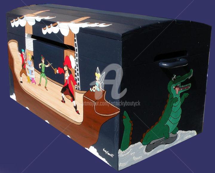Peter Pan et le Capitaine Crochet